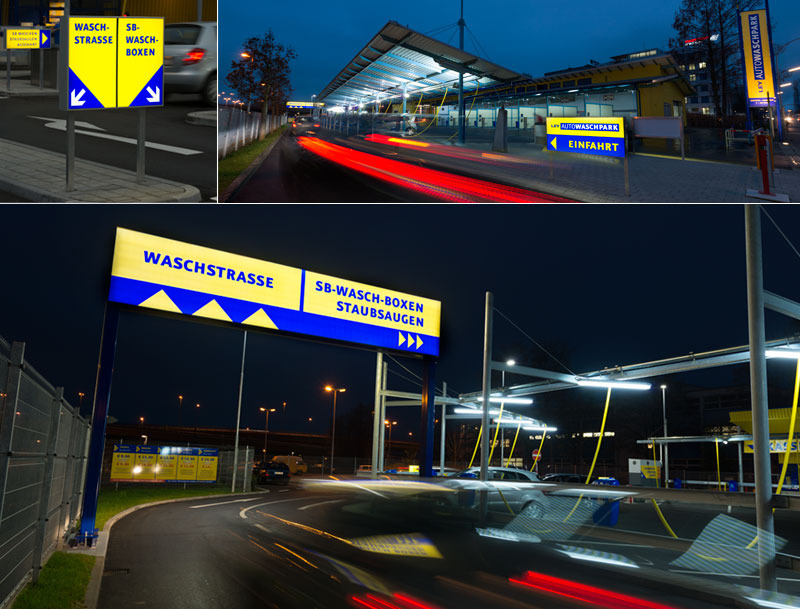 Ley Autowaschpark